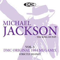 Michael Jackson - DMC Megamixes - Volume 1