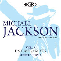 Michael Jackson - DMC Megamixes - Volume 3