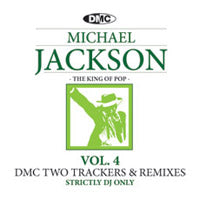 Michael Jackson - Two Trackers & Remixes - Volume 4