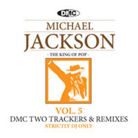 Michael Jackson - Two Trackers & Remixes - Volume 5