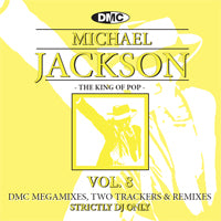 Michael Jackson - DMC Megamixes & Two Trackers - Volume 8