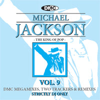 Michael Jackson - DMC Megamixes & Two Trackers - Volume 9