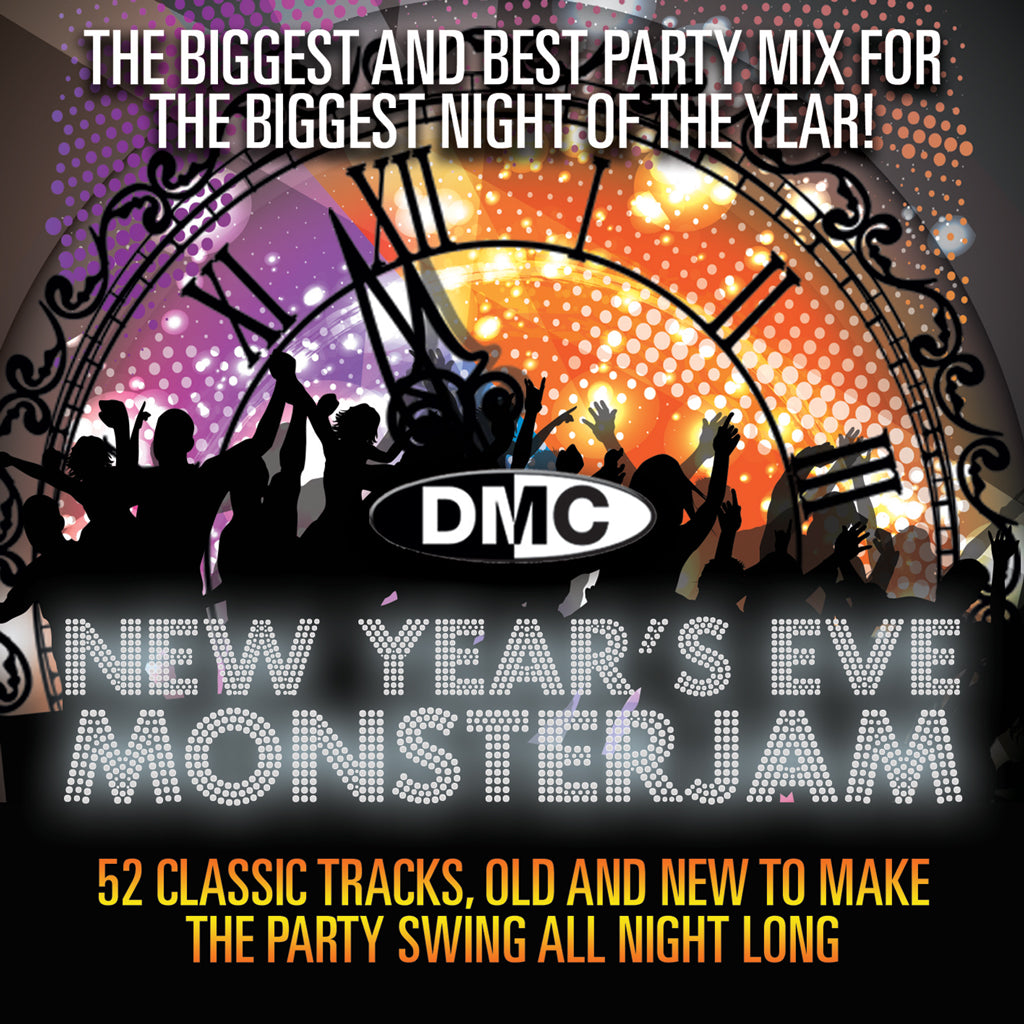 DMC NEW YEAR'S EVE MONSTERJAM - New Release