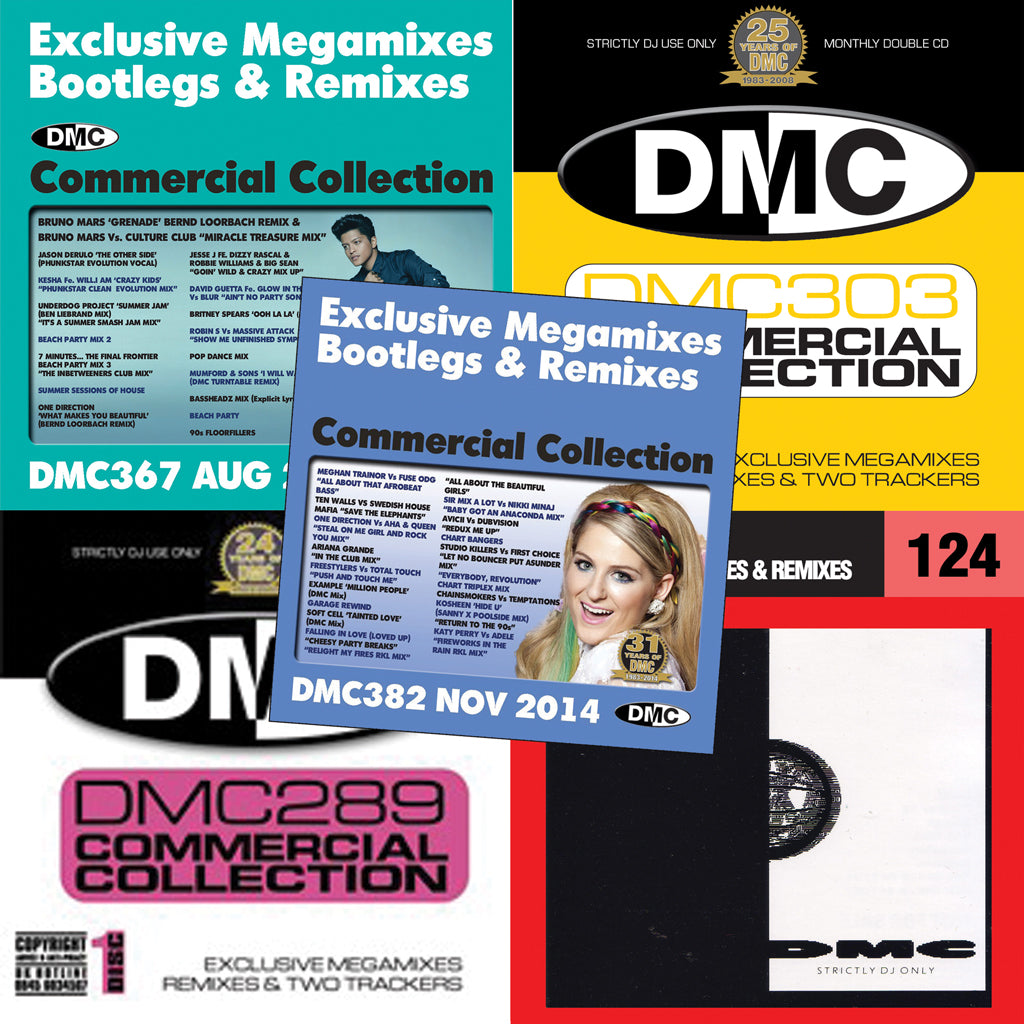DMC Commercial Collection Offer 43