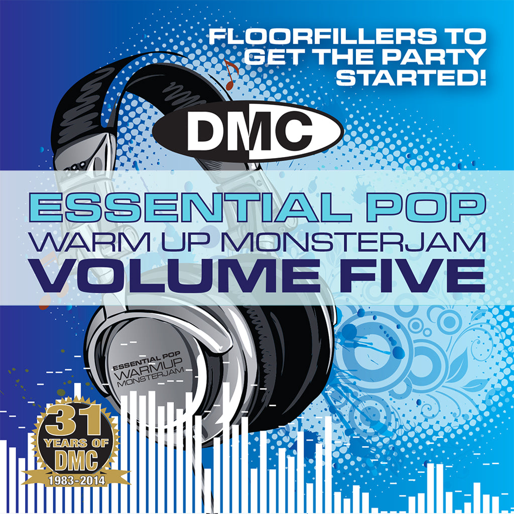DMC Pop Warmup Monsterjam Volume 5 - New Release