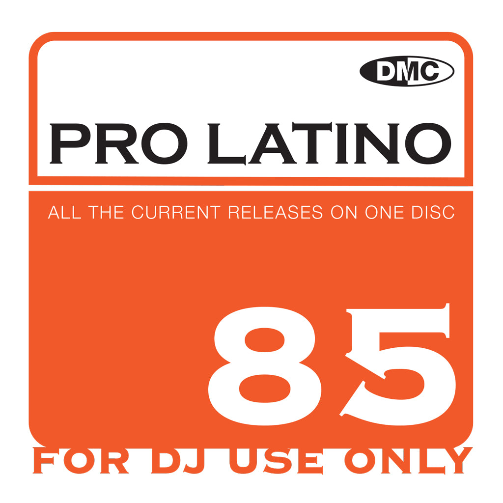 DMC Pro Latino 85 - January release