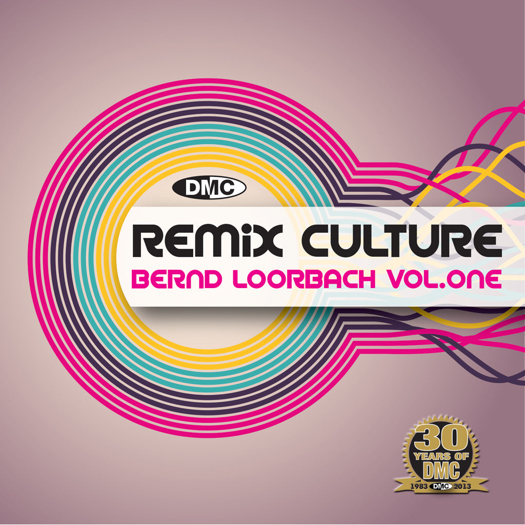DMC Remix Culture - Bernd Loorbach Vol 1 - New Releases