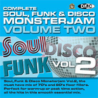 Soul, Funk And Disco Monsterjam Volume 2