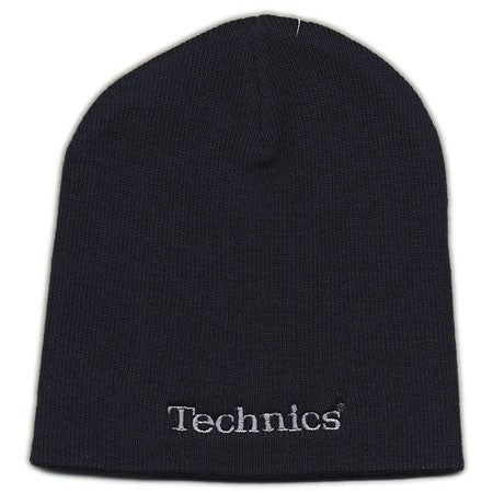 Check Out Technics Beanie (Navy) On The DMC Store