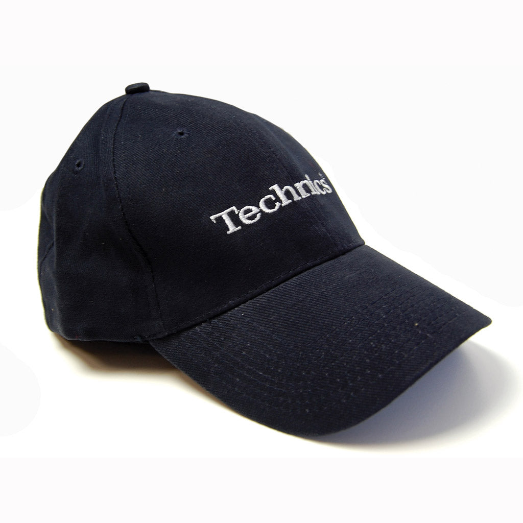 Technics Embroidered Cap (Black)