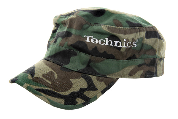 Technics Army Cap (Camo)