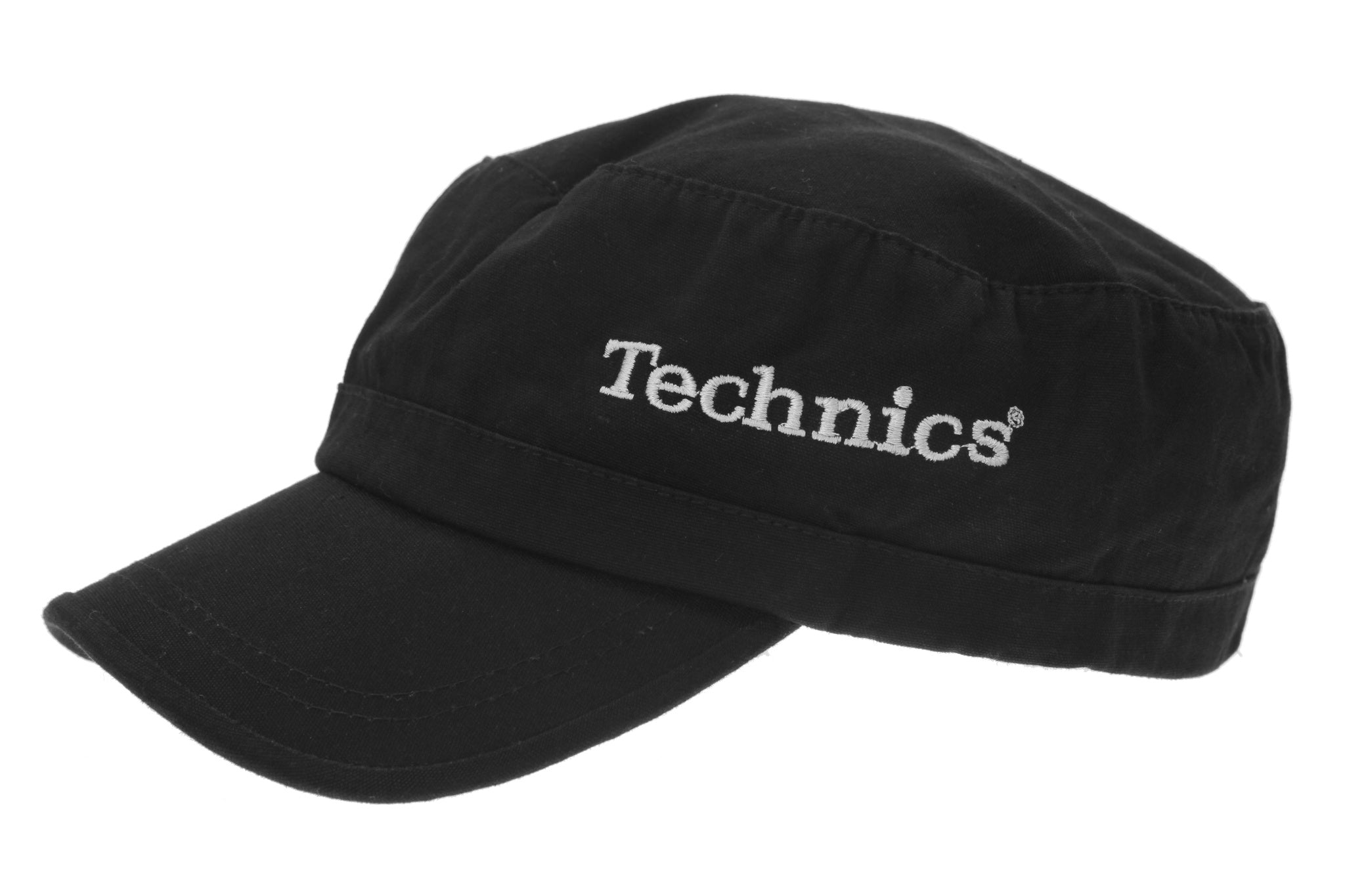 Technics Army Cap (Black)