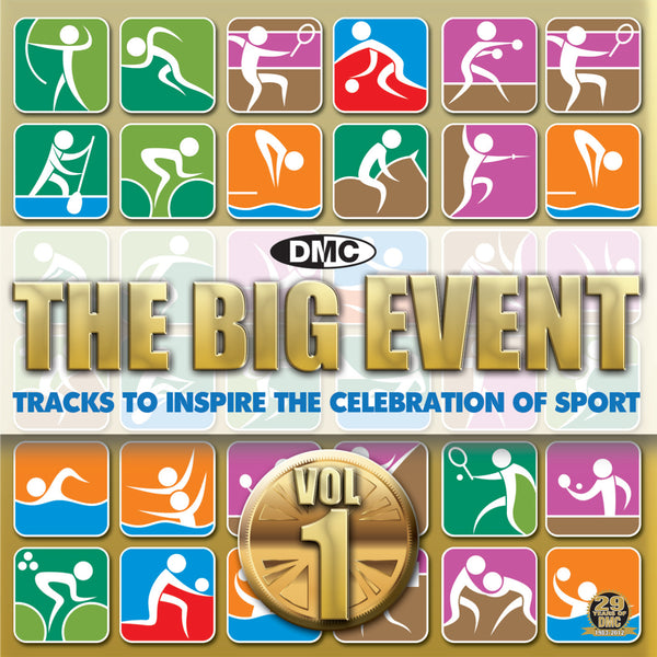 The Big Event Volume 1- New Release