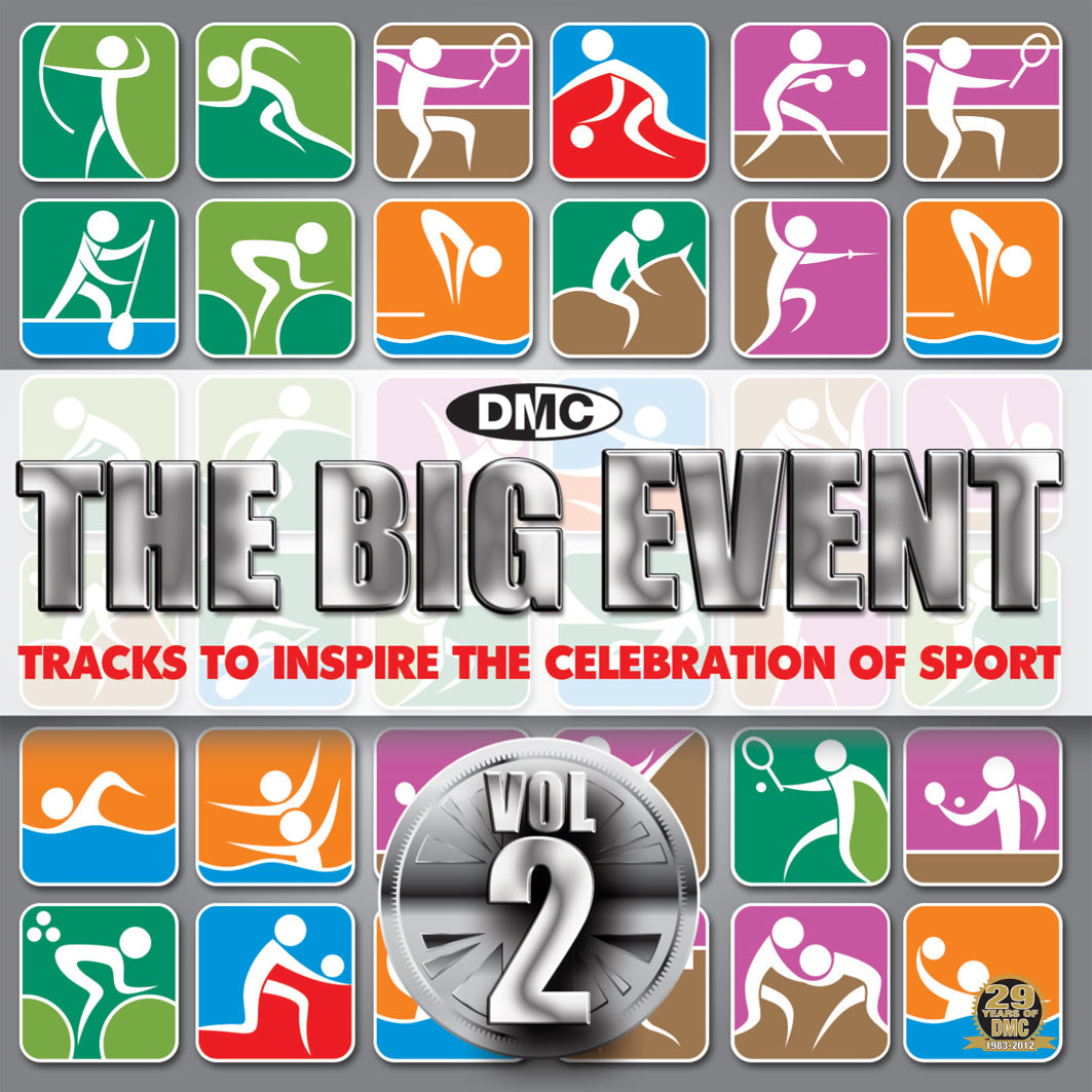 The Big Event Volume 2 - New Release