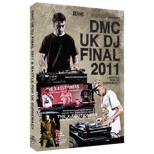 UK Finals 2011 DVD