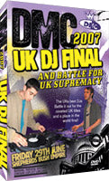 UK Finals 2007 DVD