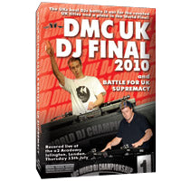 UK Finals 2010 DVD