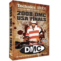 US Finals 2008 DVD