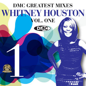 Greatest Mixes - Whitney Houston - Volume 1