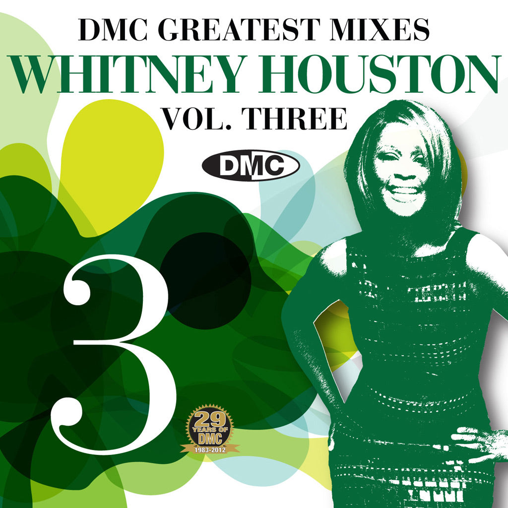 Greatest Mixes - Whitney Houston - Volume 3