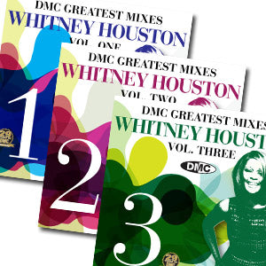 Greatest Mixes - Whitney Houston - Triple Pack