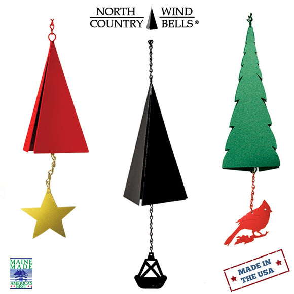 North Country Wind Bells® - Haunting Sounds, Magic Memories®