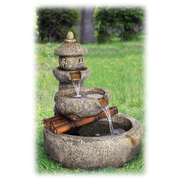 Chinese Feng-Shui Fountains