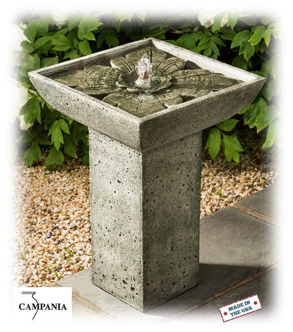 Premium Fountains & Garden Decor by Campania International