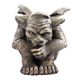Emmett The Crouching 10.5 Inch Decorative Outdoor Gargoyle Statue