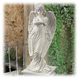 "Classic Monteverde Angel 26.5"" Decorative Outdoor Garden Sculpture"