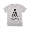 Eye See Your True Colors Tri-Blend T-Shirt - ColorCognition.com