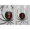 Black Widow Spider Glasses