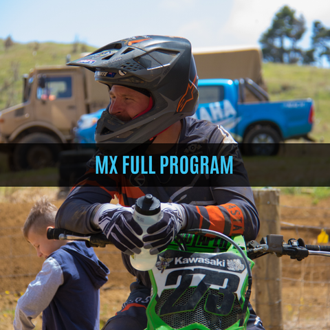 Motocross Full Program