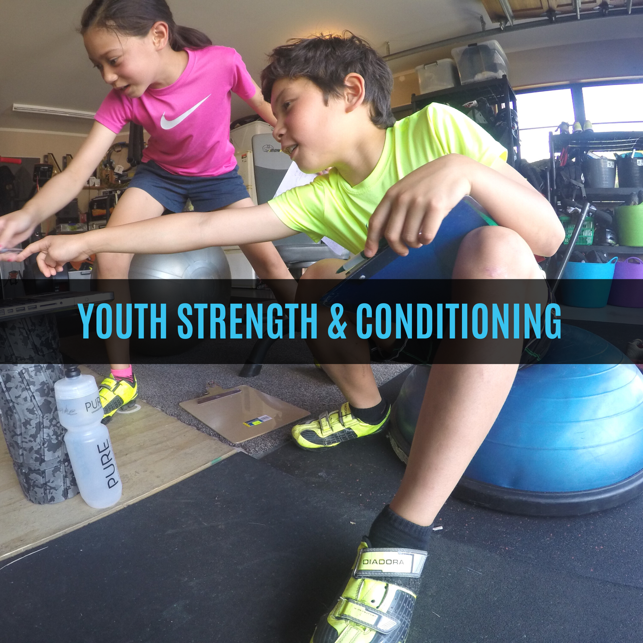 12 Week Youth Strength & Conditioning Program