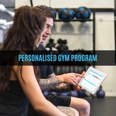 Personalised Gym Program