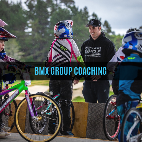 BMX Group Coaching Options