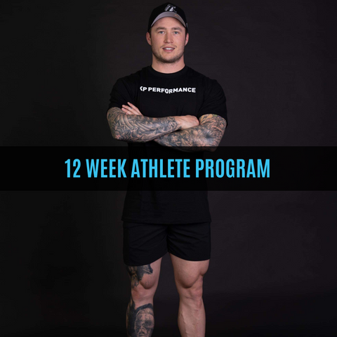 12 Week Athlete Strength Program
