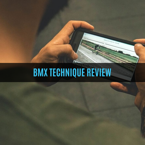 BMX Technique Reviewing