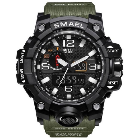 Tactical & Aviation Watches