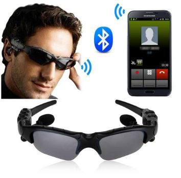 Bionic Tactical Bluetooth Sunglasses