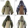 Camouflage Tactical Sniper Coat