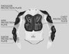 Motorcycle Protective Armor Jacket