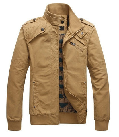 Damon Military Jacket