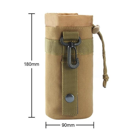 Outdoor Round Kettle Pouch