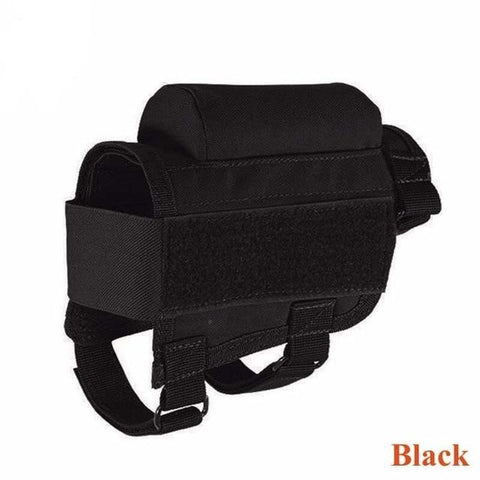 Military Cheek Rest with Carrying Case for 300 or 308 Winmag Magazine Pouch