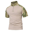 Tactical Camouflage Military Shirt