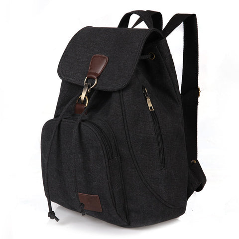 Casual Canvas Daypack