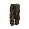 3D Leaf Camouflage 2 Piece Ghillie Suit