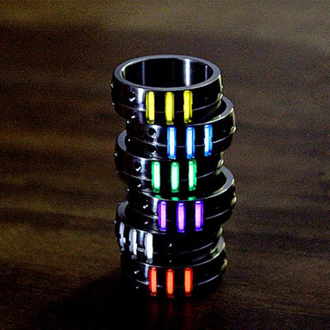 20mm Titanium Alloy Luminous Ring