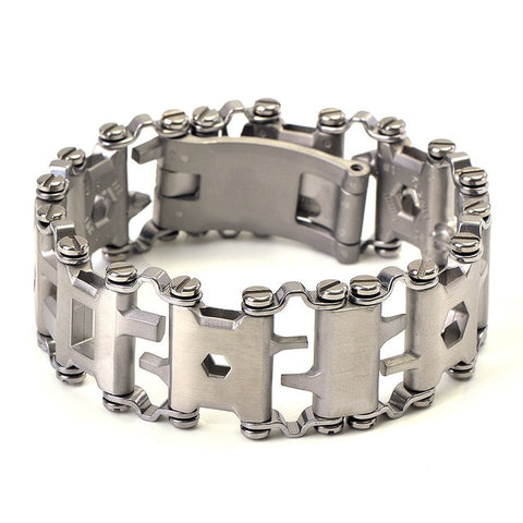 Wearable Multi Tool Bracelet